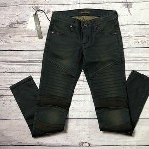 James Jeans motorcycle legging